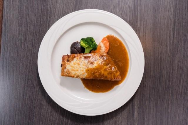 03-大板根_加州風味烤豬肋排鮮嫩肉質與醬汁完美結合