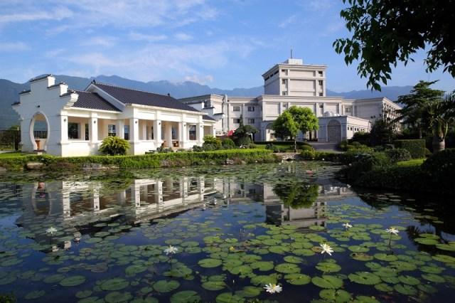 03-花蓮統茂渡假莊園結合歐式建築與蘇式林園的設計特色