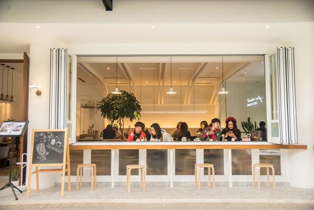 no309,微型咖啡館,旅遊一週間,泰式雪冰