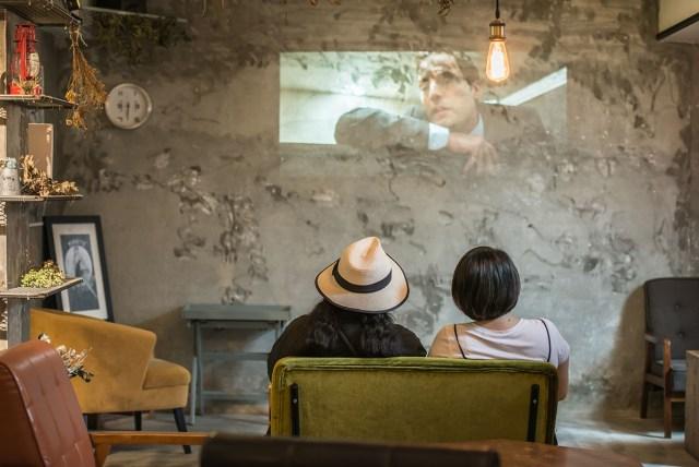 no311,涼爽電影院,美食咖啡配電影,別所,Shelter