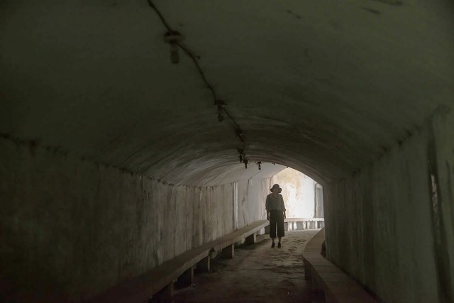 no311,車遊基隆,廢墟,防空洞,化被洞為主洞