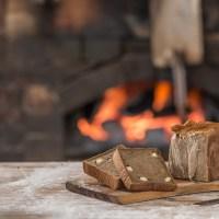 【新竹.食】日式小屋是「窯烤麵包店」 全台唯一的直火柴燒窯