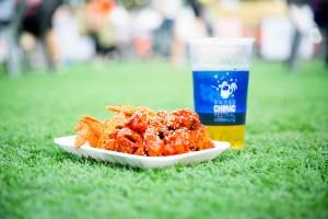 夏天就到韓國大邱啤酒炸雞吃喝到飽,可以吃到各式炸雞跟各國啤酒