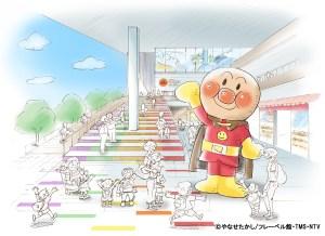 麵包超人博物館重新開放,跟著麵包超人好朋友們一同玩樂一夏