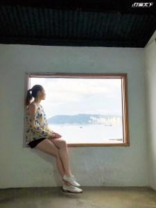 像公主優雅地躺著前進釜山最新景點