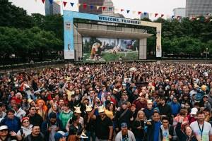 皮卡丘出沒新北市,全台唯一一場Pokemon Go Safari Zone即將來襲