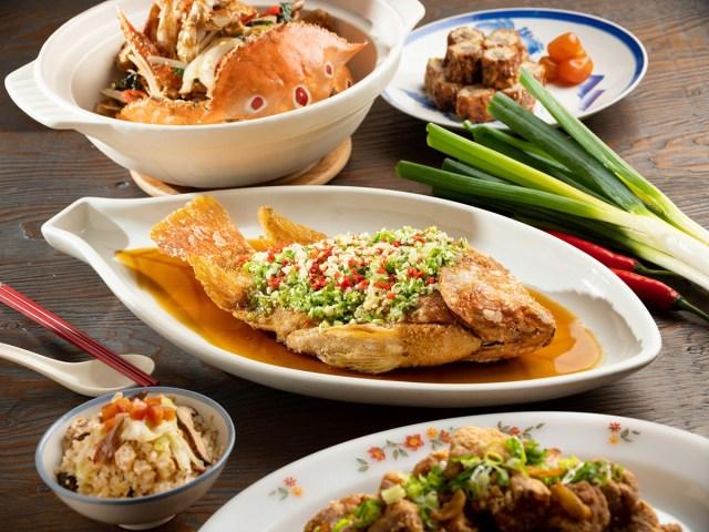 君悅飯店這次好「台」,60道台菜復刻上陣