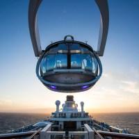 船上有「北極星虛擬觀景台」 超強海上活的動海洋量子號