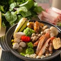 【台東.食】種過百種以上野菜   超狂「野菜火鍋」在台東
