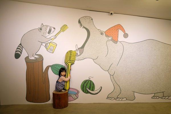 新竹,動物園,大象