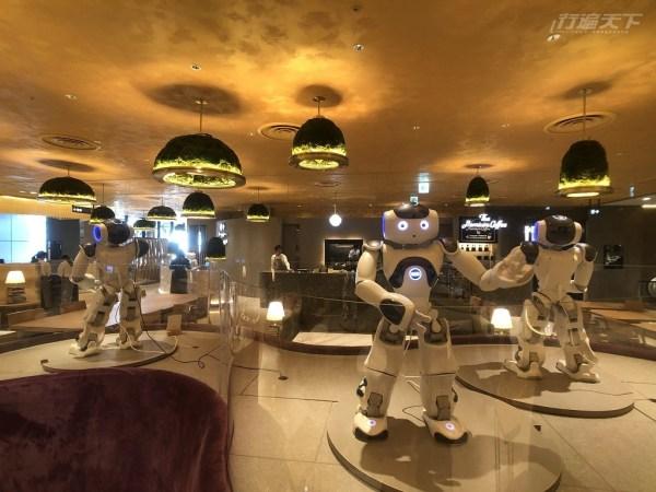 日本,東京,澀谷,機器人餐廳