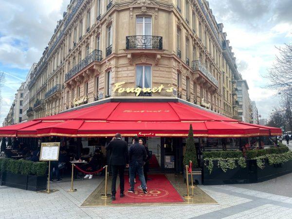 巴黎富凱餐廳,Le Fouquet's