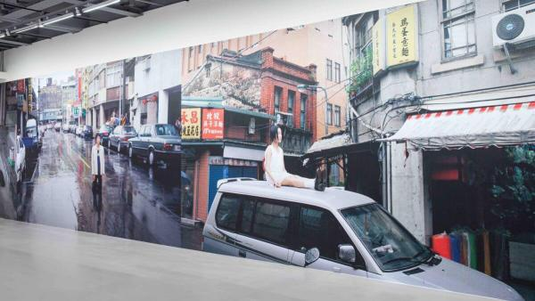 台北,1分鐘台北,臺北美術館,歐文沃姆