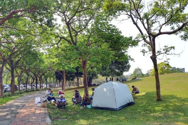 南投,桃米休閒農業區,野餐,遠足