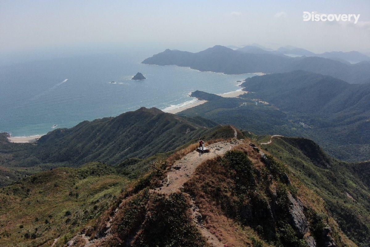 【香港.行】全球20大夢想山徑之一 香港麥理浩徑初階者也能爬