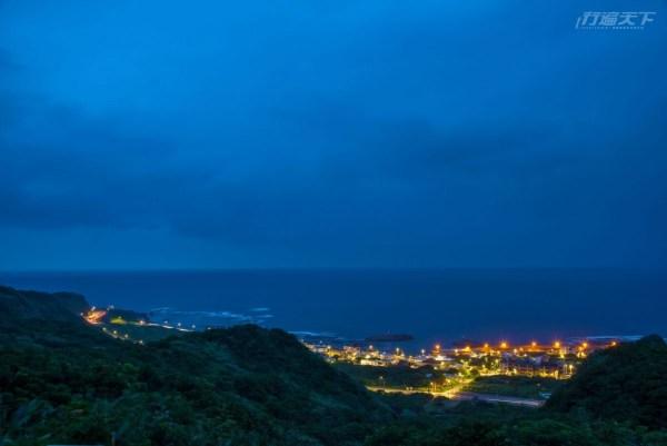 東北,自駕,smart2go,共享,夜景,馬崗,三貂角