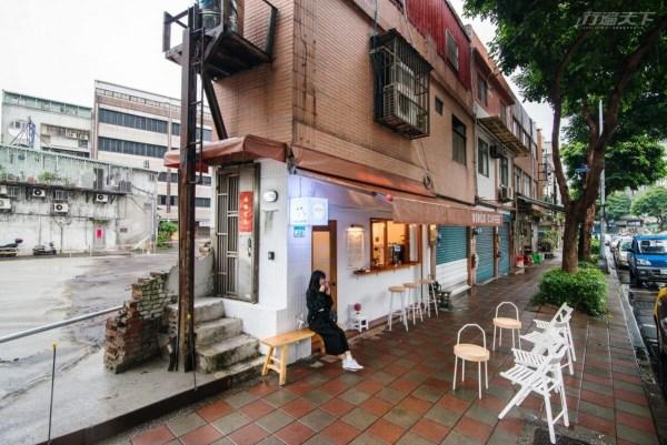 紙片屋,三元街,咖啡,青年創業