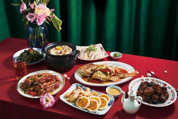 阿嬤,家味,阿嬤的料理,台菜,客家菜,鹹湯圓