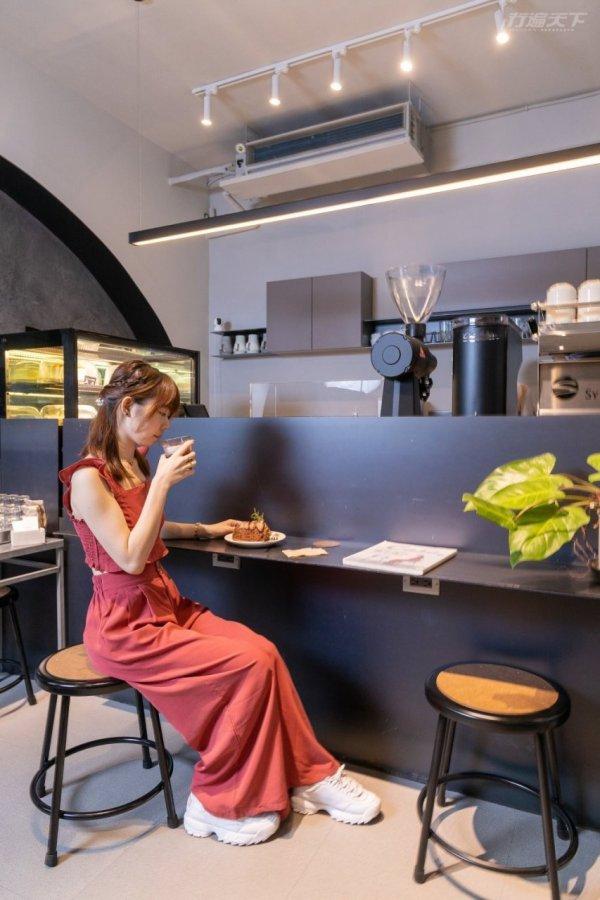 台北,一個人咖啡廳,下午茶,網美打卡,