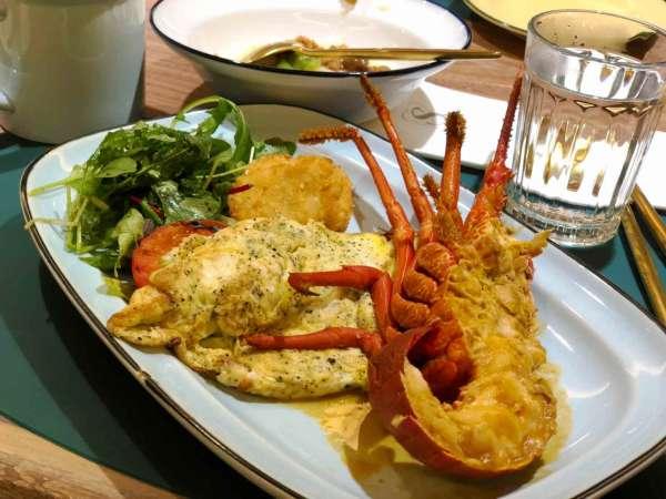 宜蘭,礁溪,呆水溫泉,免費,零食飲料吧,龍蝦