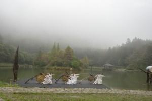 優人神鼓,力麗馬告生態園區,明池水劇場,明池湖,明池山莊,聽海之心,阿爾卑斯山,偽出國
