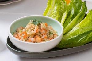 華泰王子,九華樓,粵菜,九味1米,少女之心の米