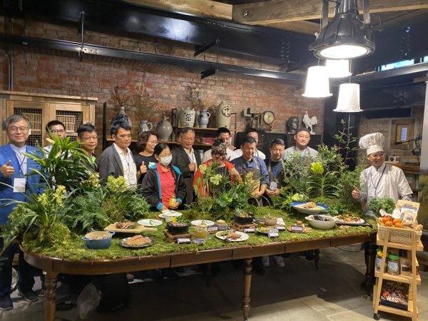 年菜,產地餐桌,生態國宴,慢食,雲林,彰化,南投,飲食概念