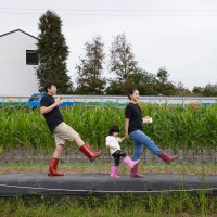 【宜蘭.旅】3種農場鮮玩法!吃三星蔥聽故事、穿浴衣玩小鹿