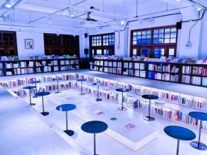 松山文創,不只是圖書館,錢湯,舊澡堂,書湯