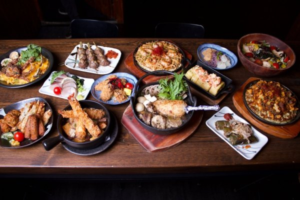 ABV,日式居酒館,廣島燒,大阪燒