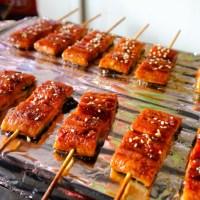 雲林美食|口湖吃得到超越日式鰻魚等級 甘苦人下午茶竟然是咖啡佐烏魚子