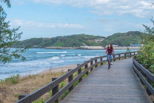 新北,自行車,極北,極東,三貂角,富貴角,戶外旅遊,安心旅遊