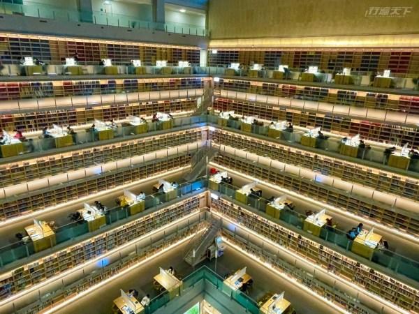 政大,達賢圖書館,全台最美,圖書館,湖濱小屋,道南河濱