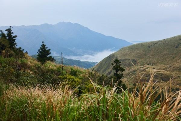 台北,陽明山國家公園,夢幻湖步道,寂靜山徑, 五感森林療癒,都會寧靜公園