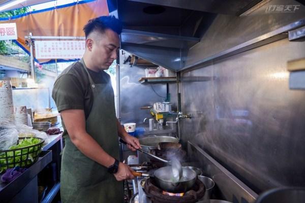 鮮魚湯,以馬內利,台北美食,排隊美食,路邊攤