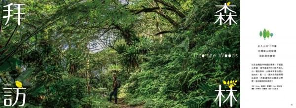 拜訪森林,秘境美食,守護樹木,100哩路的約定,宜蘭,冬山,礁溪,雲林,古坑,咖啡革命