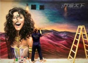 香港,藝術展,神力女超人,巴塞爾藝術展