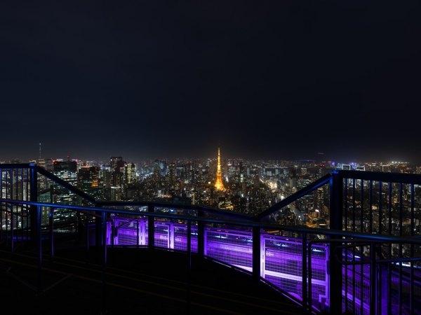 日本,東京,六本木,展望台,六本木之丘,tokyo city