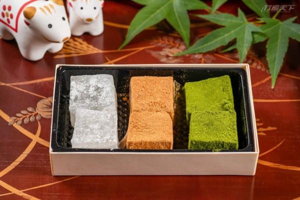平安京茶事,京都,極上抹茶,抹茶甜點,和菓子,蕨餅