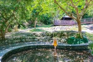 台東,知本,森林遊樂區,知本森林遊樂區怎麼玩,步道,水流腳底按摩