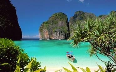 Koh Phi Phi – najpiękniejsze wyspy Tajlandii