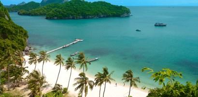 Gdzie szukać najcieplejszych i najczystszych mórz