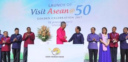 Inauguracja Jubileuszu 50-lecia ASEAN