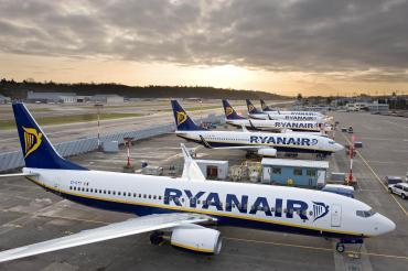 Ryanair OGŁASZA 4 NOWE TRASY Z POLSKI NA LATO