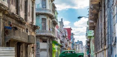 Kuba odżywa po ostatnim kataklizmie