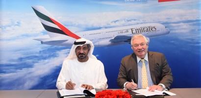 Linie Emirates kupują nowe Airbusy A380
