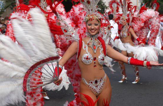Karnawałowe atrakcje na Teneryfie