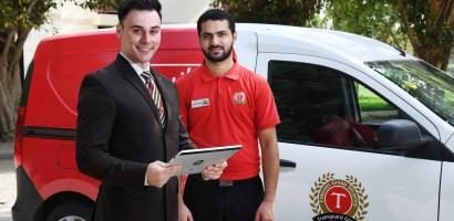 Nowa usługa Emirates Home Check-in w Dubaju