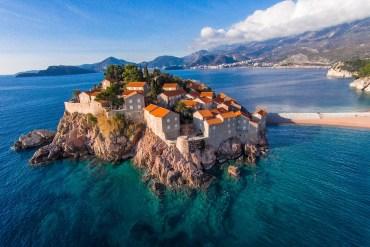Czarnogóra coraz bardziej popularna