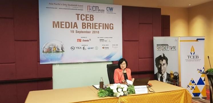 "TCEB uruchamia nową kampanię ""Thailand REDEFINE Your Business Event"""